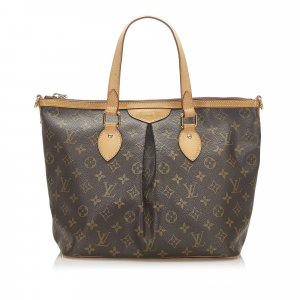 Louis Vuitton Mochila de colegio marrón oscuro