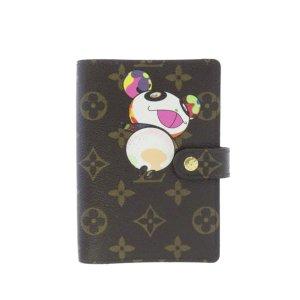 Louis Vuitton Monogram Panda Agenda PM
