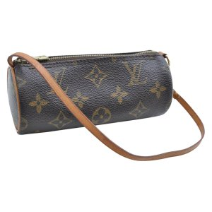 Louis Vuitton Monogram Papillon Pouch