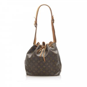 Louis Vuitton Shoulder Bag brown