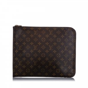Louis Vuitton Monogram Poche Document