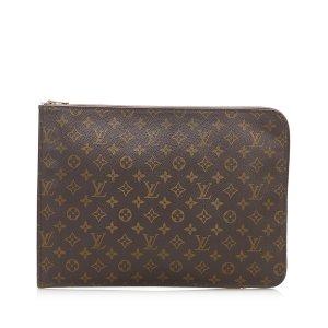 Louis Vuitton Monogram Poche Document