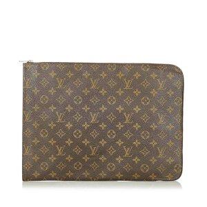 Louis Vuitton Monogram Poche Documents Portfolio