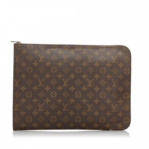 Louis Vuitton Monogram Poche Documents Portfolio