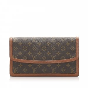 Louis Vuitton Monogram Pochette Dame GM