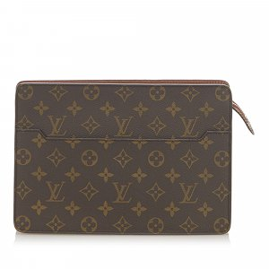 Louis Vuitton Monogram Pochette Homme