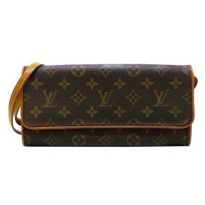 Louis Vuitton Monogram Pochette Twin GM