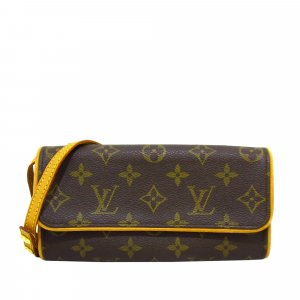 Louis Vuitton Monogram Pochette Twin PM