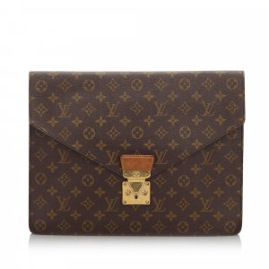 Louis Vuitton Serviette brun