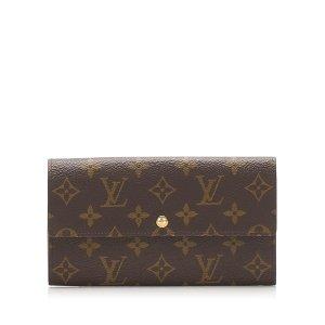 Louis Vuitton Monogram Porte Monnaie Billets