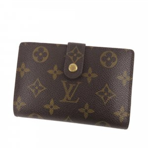 Louis Vuitton Monogram Porte Monnaie Billets Viennois