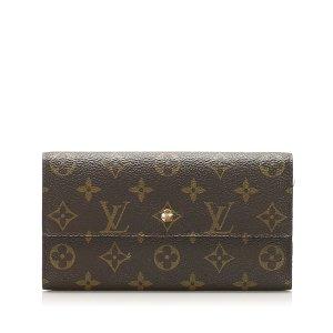 Louis Vuitton Monogram Porte Tresor International