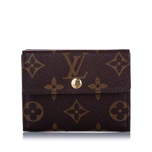 Louis Vuitton Monogram Portefeuille Elise Wallet