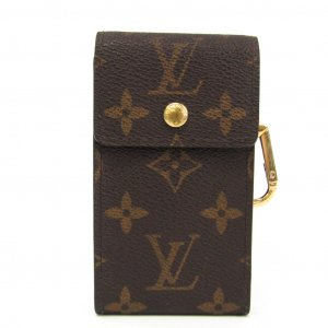 Louis Vuitton Monogram Porto Crevat Key Case