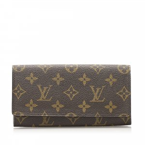 Louis Vuitton Monogram Porto Long Wallet