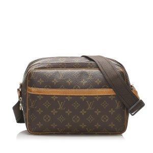 Louis Vuitton Monogram Reporter PM
