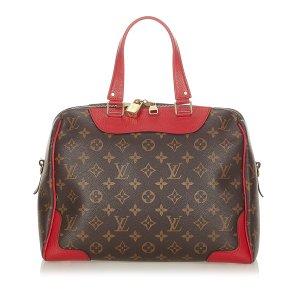 Louis Vuitton Satchel brown