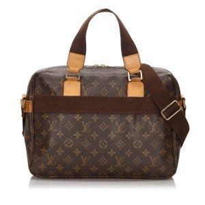 Louis Vuitton borsa ventiquattrore marrone