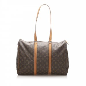 Louis Vuitton Borsa da viaggio marrone