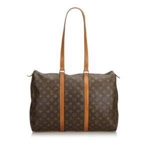 Louis Vuitton Monogram Sac Flanerie 45