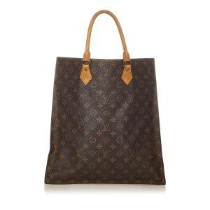 Louis Vuitton Torebka typu tote brązowy