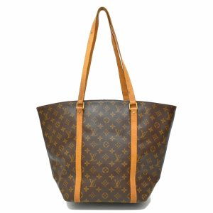 Louis Vuitton Monogram Sac shopping