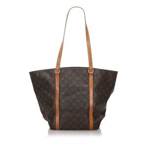 Louis Vuitton Monogram Sac Shopping Tote