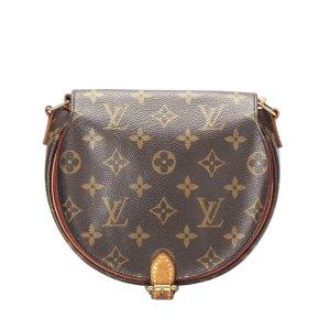 Louis Vuitton Monogram Sac Tambourine