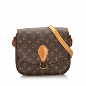 Louis Vuitton Monogram Saint Cloud MM