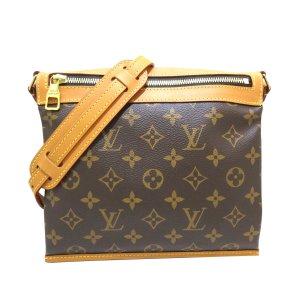 Louis Vuitton Gekruiste tas bruin