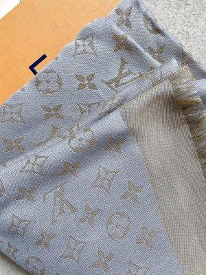 Louis Vuitton Sciarpa di seta multicolore