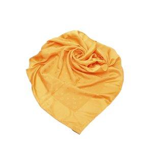 Louis Vuitton Scarf orange silk