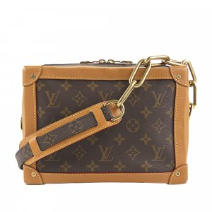 Louis Vuitton Monogram Soft Trunk