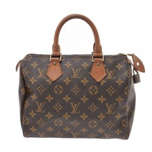 Louis Vuitton Monogram Speedy 30 Cadena Set