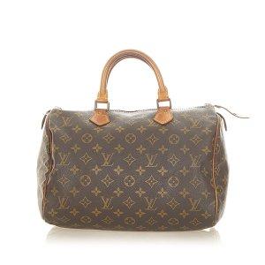 Louis Vuitton Bolso marrón