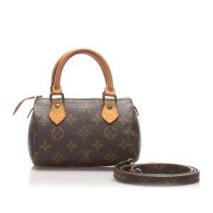Louis Vuitton Monogram Speedy Mini