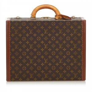 Louis Vuitton Monogram Super President Trunk