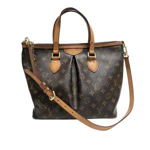 Louis Vuitton Mochila de colegio marrón