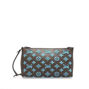 Louis Vuitton Monogram Triangle Messenger Bag