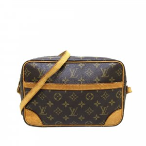 Louis Vuitton Torba na ramię brązowy
