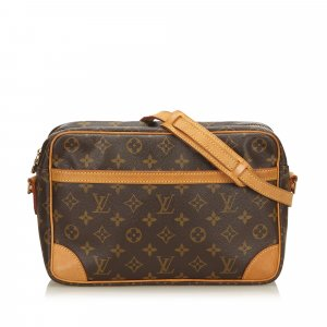 Louis Vuitton Monogram Trocadero 30