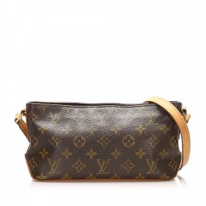 Louis Vuitton Monogram Trotteur