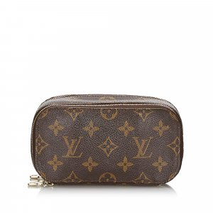 Louis Vuitton Monogram Trousse Blush PM