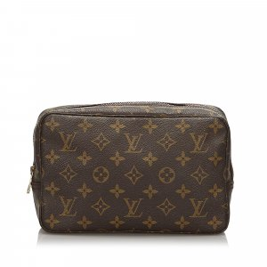 Louis Vuitton Monogram Trousse Toilette 23