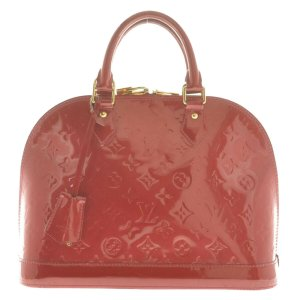 Louis Vuitton Monogram Vernis Alma PM
