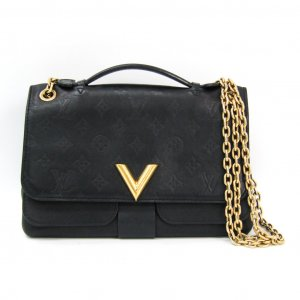 Louis Vuitton Monogram Very Leather Chain Bag
