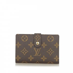 Louis Vuitton Monogram Viennois Continental Wallet