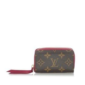 Louis Vuitton Monogram Zippy Multicartes Wallet
