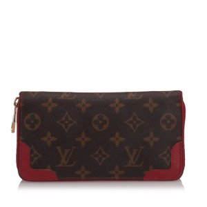 Louis Vuitton Monogram Zippy Retiro Wallet