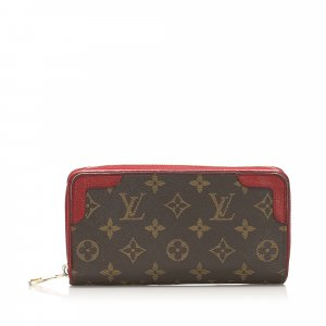 Louis Vuitton Monogram Zippy Retiro Wallet